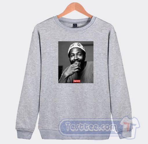 Supreme X Marvin Graphic Sweatshirt