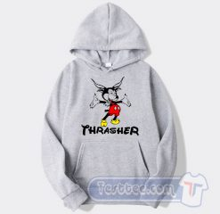 Thrasher Mickey Mouse Graphic Hoodie