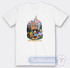 Vintage Disneyland Graphic Hoodie