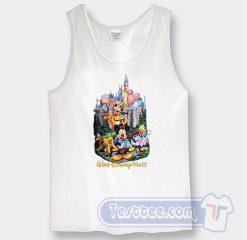 Vintage Disneyland Graphic Tank Top