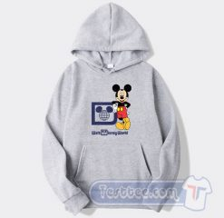Walt Disney World Classic Graphic Hoodie