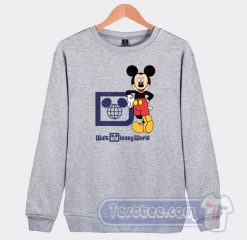 Walt Disney World Classic Graphic Sweatshirt