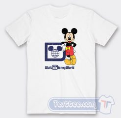 Walt Disney World Classic Graphic Tees