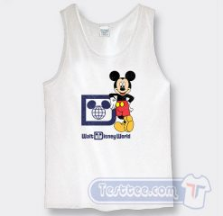Walt Disney World Classic Graphic Tank Top