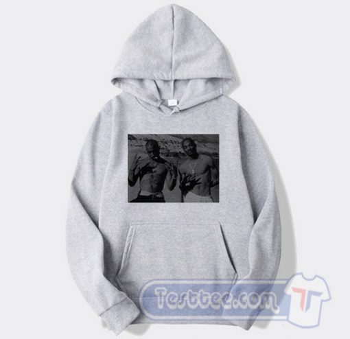 Best Photo Tupac And Snoop Dogg Hoodie