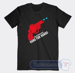Twenty One Pilots Guns For Hands Tees