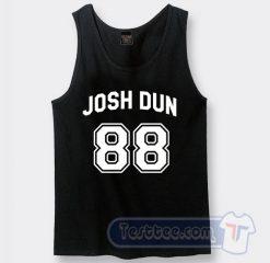 Twenty One Pilots Josh Dun Tank Top