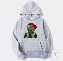 Twenty One Pilots Pepe Frog Hoodie