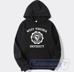 West Virginia University Graphic Hoodie