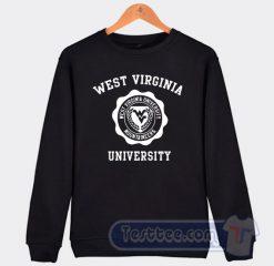 West Virginia University Graphic Sweatshirt