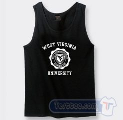 West Virginia University Graphic Tank Top