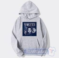 Wolves Selena Gomez feat Marshmello Hoodie