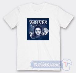 Wolves Selena Gomez feat Marshmello Tees