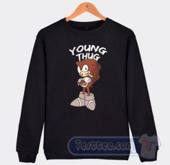 Cheap Young Thug Rapper Sweatshirt