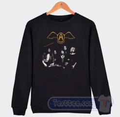Aerosmith Get Your Wings Album Sweatshirt