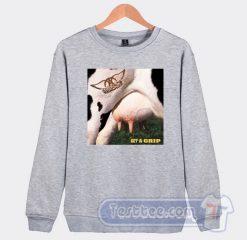 Aerosmith Get a Grip Album Sweatshirt