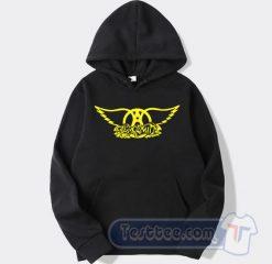 Aerosmith Logo Hoodie