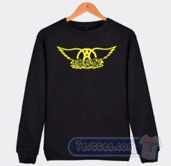Aerosmith Logo Sweatshirt