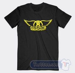 Aerosmith Logo Tees