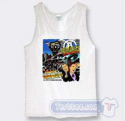Aerosmith Music From Another Dimension Tank Top