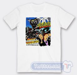 Aerosmith Music From Another Dimension Tees