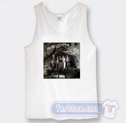 Aerosmith Night in The Ruts Album Tank Top