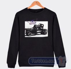 Aerosmith Pump Album Sweatshirt
