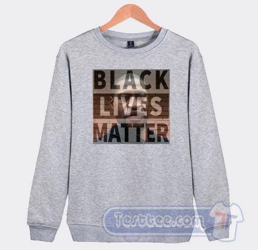 Black Lives Matter George Floyd Sweatshirt