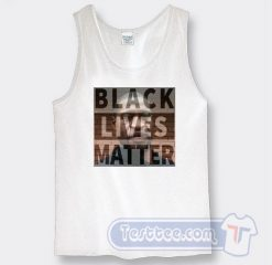 Black Lives Matter George Floyd Tank Top