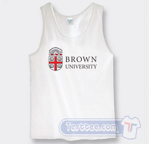 Brown University Tank Top