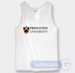 Princeton University Logo Tank Top