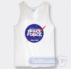 Space Force Pew Pew Tank Top