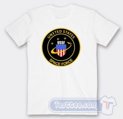 United States Space Force USSF Tees