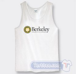 Berkeley University Of California Tank Top