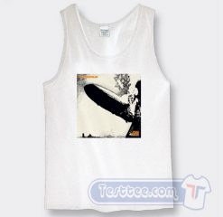 Led Zeppelin Album Led Zeppelin Tank Top