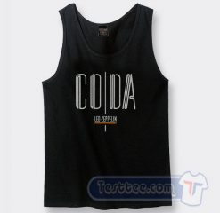 Led Zeppelin Coda Tank Top On Sale