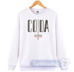 Led Zeppelin Coda Sweatshirt On Sale