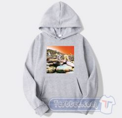 Vintage Led Zeppelin Houses Of The Holy Hoodie
