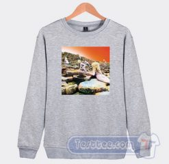 Vintage Led Zeppelin Houses Of The Holy Sweatshirt