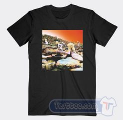 Vintage Led Zeppelin Houses Of The Holy Tees