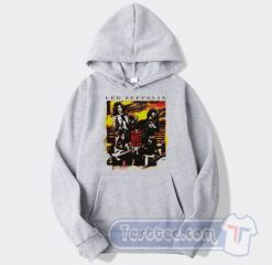 Vintage Led Zeppelin How The West Was Won Hoodie