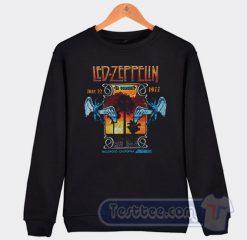 Led Zeppelin In Concert Inglewood California Sweatshirt