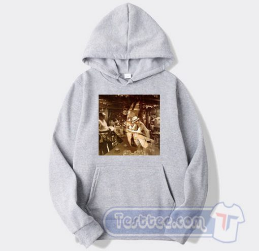 Cheap Led Zeppelin In Through The Out Door Hoodie