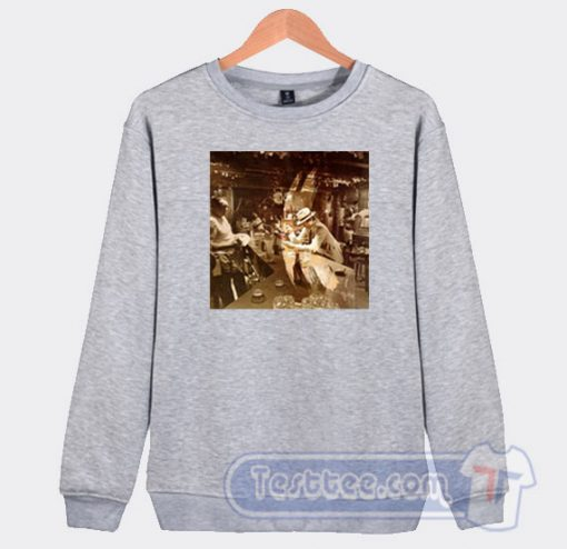 Cheap Led Zeppelin In Through The Out Door Sweatshirt