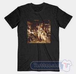 Cheap Led Zeppelin In Through The Out Door Tees