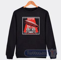 Vintage Led Zeppelin Mothership Sweatshirt