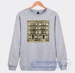 Cheap Led Zeppelin Physical Graffiti Sweatshirt