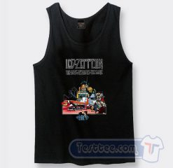 Led Zeppelin The Song Remains The Same Tank Top