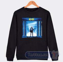 Cheap Acdc Who Made Who Album Sweatshirt
