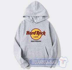 Cheap Hard Rock Cafe Amsterdam Hoodie